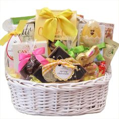 Wholesome taste to canada gift festive treats easter gift basket to canada negle Choice Image