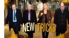 New tricks for old dogs (retired Police detectives) UK Detective Series, Police Detective, Best Tv Series Ever, Tv Detectives, Bbc Drama, First Tv, British Actors, New Tricks, Movies And Tv Shows