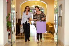 Girls #shopping time #hotel #boutique #rome