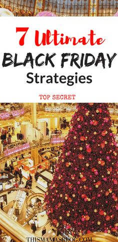 Want to know what the best secrets are for Black Friday  This post will  show you the most important tips to get you through these expensive  holidays. cf9d2d3d5e