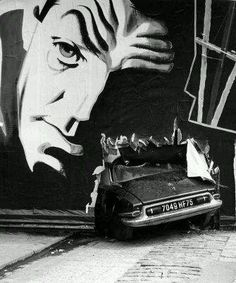 Paris, 1959. Champs Elysees Robert Doisneau