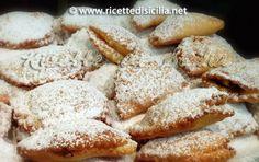 Cassatelle - I dolci di Ricette di Sicilia.net