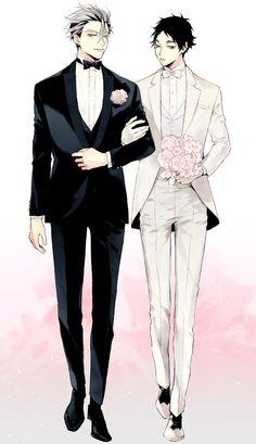 """""""보쿠아카 이제 결혼할때도 되었다σ(・ω・o) #보쿠아카_데이"""""""