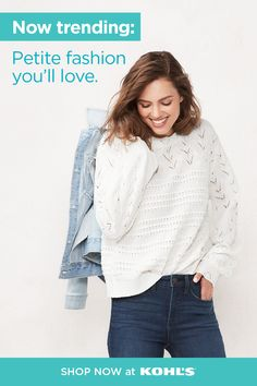 mens Jeans – High Fashion For Men Diva Fashion, Petite Fashion, Art Deco Fashion, Petite Sweaters, Cute Sweaters, Lululemon Shorts, Petite Outfits, Work Looks, Jeans Brands