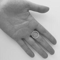 Form DCSS Ring by Phoebe Joel | adornmilk.com