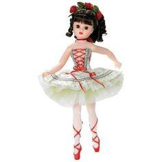 ballet imperial ballerina doll ~ by madame alexander
