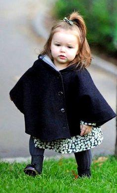 Harper Beckham, Budding Fashionista