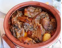Greek Dishes, Mediterranean Recipes, Greek Recipes, Pot Roast, Ants, Food And Drink, Ethnic Recipes, Carne Asada, Roast Beef