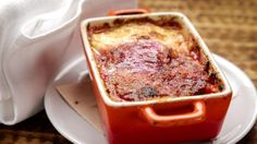 Ricardo DeAratanha / Los Angeles Times Barberosse gratinate (oven baked sliced beets casserole, melted asiago).