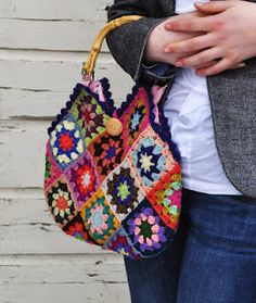 Beautiful Granny bag