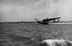 The Boeing 314 Clipper flying boat