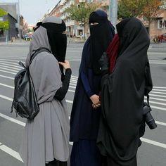 Hijab Niqab, Hijab Chic, Mode Hijab, Hijabi Girl, Girl Hijab, Muslim Girls, Muslim Women, Muslim Family, Muslim Brides