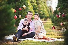 Fun ideas for Christmas pics!
