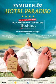 Familie Flöz à Bobino dès le 16/01 pour Hotel Paradiso / THEATRE / ACTUALITE