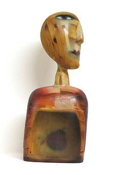 Solomon Dubnick Gallery -- Terri Hallman -- Main Gallery Interesting Faces, Solomon, Art And Architecture, Graffiti, Perfume Bottles, Doodles, Characters, Inspire, Gallery