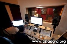 music studio inspiration