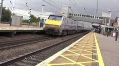 Newark Northgate Railway Station, Nottinghamshire, England - 18th August...
