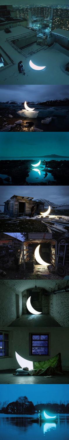 Private Moon light by Leonid Tishkov & Boris Bendikov