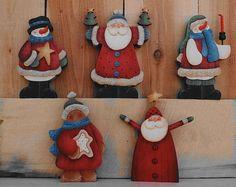 Chunky Christmas Scrapsavers