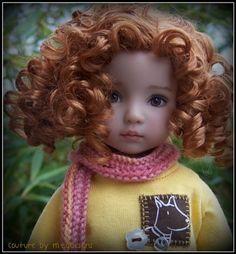 "Trendy Togs by M E G Designs for Dianna Effner 13"" Little Darling   eBay"