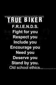 Bikers way