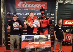 Carrera World Final 2015 Gewinner