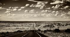 """The """"Drunken Highway"""" between Santa Fe and Taos, via Ojo Caliente. Beautiful scenery with a great destination. Photo by Kat Livengood, katlivengood.com"""