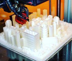 Stampa di un #plastico #architettonico. Stampante: #3DiElle Materiale: #Pla Tempo parziale: 18 ore di #stampa Testina di stampa: #HLC (#hotendliquidcooled) #3dline #stampa3d #3dprinted #3dprinting #3darchitecture #architecture #architettura #design #render #rendering #3d #3ddesign #3dprinter #architetto #skyline #progetto #costruiscilatuastampante3d #stampaletueidee by 3dline_stampanti3d