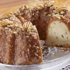 Cakes & Pies - Praline Pound Cake