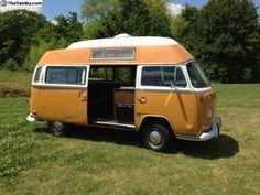 1972 VW Adventurer CamperPrice: 9500