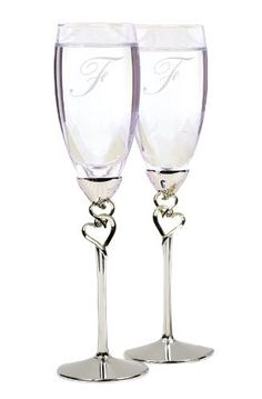 Hortense B. Hewitt Wedding Accessories Entwined Hearts Silver-Plated Champagne Flutes, Set of 2 by Sourced Wit, http://www.amazon.com/dp/B003ERW2EI/ref=cm_sw_r_pi_dp_Wljfqb11KXNWW