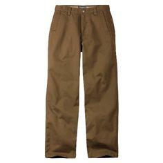 Mountain Khakis Men's Teton Twill Pants – Bison « Impulse Clothes