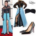 Zendaya: 2014 Grammy Awards Outfit