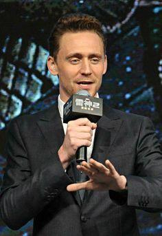 Tom Hiddleston ⭐️