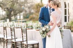 Tuscany Inspired Wedding |  Lori Blythe Photography | Reverie Gallery Wedding Blog