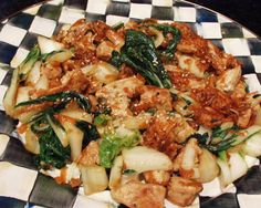 I was very excited when this recipe of mine got runner up status in one of Taste of Homes Light And Tastys contests in 2004.  Its a great and easy recipe to prepare.  Serve over rice or noodles.
