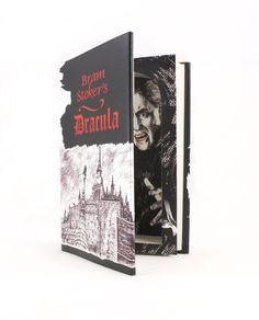 Dracula - Secret Hollow Book Safe