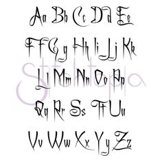 Spooky Embroidery Font Set 1 2 3 - Fonts - Ideas of Fonts - Spooky 1 2 & Upper & Lower Calligraphy Fonts Alphabet, Tattoo Fonts Alphabet, Handwriting Alphabet, Hand Lettering Alphabet, Fancy Fonts Alphabet, Font Styles Alphabet, Cute Handwriting Fonts, Number Calligraphy, Hindi Calligraphy