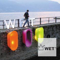 WET by Jan Puylaert  |  innovativ und erleuchtet