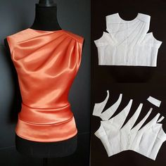 Lovely Blouse by Nelly Trines