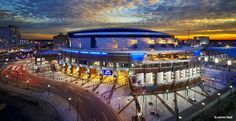 Time Warner Cable Arena - Charlotte, NC (formerly Bobcats Arena)  Home of the NBA Charlotte Bobcats