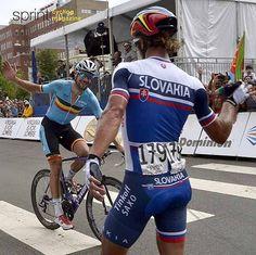 RICHMOND 2015 / Tom Boonen & Peter Sagan