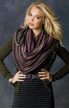 Just bought the Unforgettable yarn, perhaps this would work?