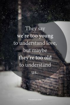 Young Love Quotes : 1000+ Young Love Quotes on Pinterest Love quotes, Quotes and Quotes ...