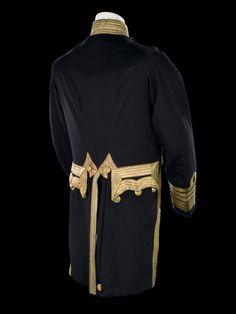 Royal Naval uniform: pattern 1856 - National Maritime Museum