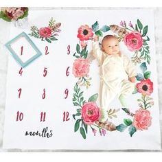 Buy Newborn Baby Blankets Swaddle Wrap Creative Blanket DIY Photographed Props at Wish - Shopping Made Fun Photography Props Kids, Toddler Photography, Photography Outfits, Beach Photography, Newborn Fashion, Pregnancy Fashion, Baby Milestone Blanket, Milestone Blankets, Baby Monthly Milestones