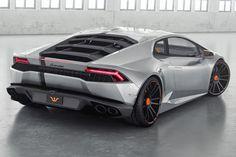 Opgefokte Lamborghini Huracán: Wheelsandmore Lucifero