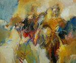 acrylschilderijen Van, Painting, Figurines, Painting Art, Paintings, Vans, Painted Canvas, Drawings, Vans Outfit