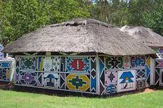ผลการค้นหารูปภาพสำหรับ ndebele-huis zuid afrika