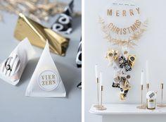 DIY Adventskalender mit Sour Cream Boxen